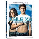 Dvd Série Kyle Xy 2 Temporada 2 Discos Novo Lacrado