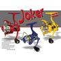 Molinete Micro Maruri Milo Joker - 4 Rolamentos Amarelo