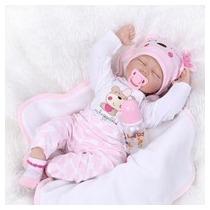 Bebe Reborn 55 Cm Muy Real Sobre Pedido