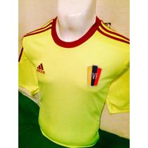 Jersey De Venezuela 2016 Visitante, Adidas Original