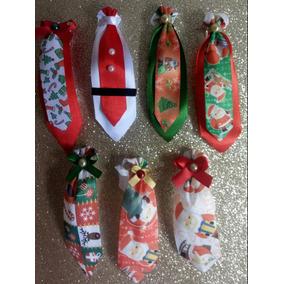 Gravatas Para Cachorros De Natal Pet Shop - Kit Com 50 Unid