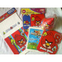 Combo De Fiesta De Angry Birds 88 Piezas