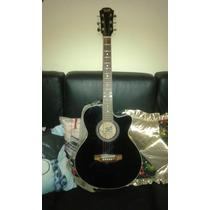Guitarra Electroacústica Clásica. Willy Sound. Negociable.