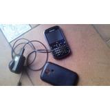 Telefono Samsung Gt-s 3350 + Cargador+funda Impecableeeee!!