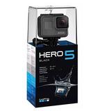 Camara Go Pro Gopro Hero 5 Black 4k Gps Pantalla Magicdeals