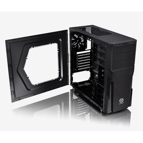 Gabinete Gamer Thermaltake Versa H21 Mt Black
