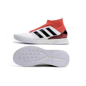 adidas Predator Tango 18+ Tr Boost (blanco/rojo)
