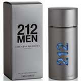 Perfume 212 Men Carolina Herrera Caballero Original Al Mayor