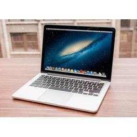Laptop Macbook Pro Usada Color Gris