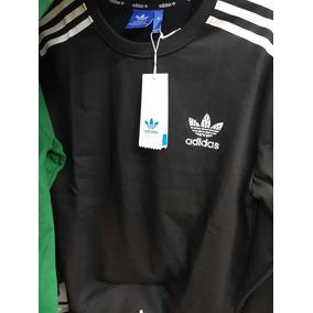 Mercado Hombre Negra Libre México Sudadera En Clasica Adidas qwFxwXCU