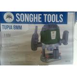 Tupia De Bancada Songhe Tools 110v 1250w De Potencia