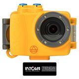 Intova Dub - Action Cam - Cámara De Video- I-dub Yellow