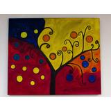 Cuadros, Pinturas, Óleos,decoración,tripticos,abstractos