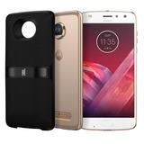Celular Smartphone Moto Z² Play New Sound Xt1710 Ouro