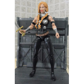 Marvel Legends Valquíria Infinite Series Valkyrie