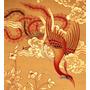 Cuadro De Pintura Oriental Impreso En Tela Canvas 50x54