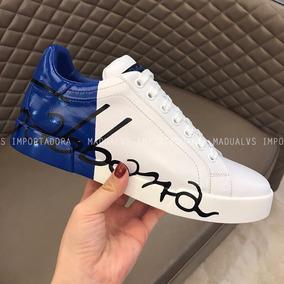 Replica Dolce Gabbana Perfeito - Calçados, Roupas e Bolsas Azul no ... 9501024f27
