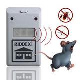 Riddex Repelente De Plagas Ratas Cucarachas Y Demas Original