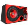 Caixa De Som Dutada Trio Musicall 38 Litros 540w Rms Grafita