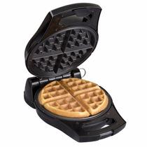 Máquina Waffles Blanik Con Manual Y Recetario 220v 800w / Tb