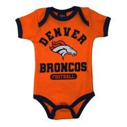 Oferta Pañalero Nfl Broncos De Denver Football Americano