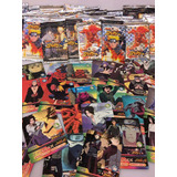 Lote 288 Cards Naruto = 36 Pacotes Fechados Holográficos