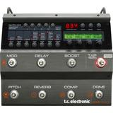 Pedalera Multiefectos Nova System Tc Electronic+ Envio