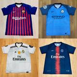 Kit 10 Camisetas De Time Atacado Futebol 100 Modelos 2018