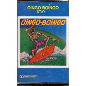 K7 Oingo-boingoi - Stay Fita Nova E Lacrada