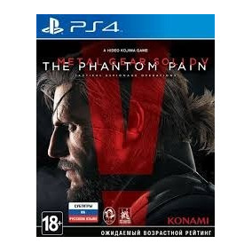 Metal Gear Solid V: Phantom Pain Ps4 | Digtal | Entrega Inme