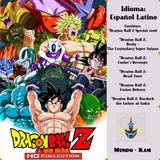 Dragon Ball Z Películas Colección Volumen 1 [6 Dvd]