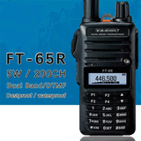 Yaesu Ft-65 - Bibanda Vhf + Uhf- Reemplazo Ft-60 -100 % Orig