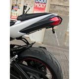 Porta Patente Rebatible Yamaha Fazer 1000
