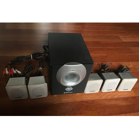 Home Theater Bowmar 800 W