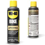 Lubrificante Pedal Seco Umido Corrente Wd40 255ml