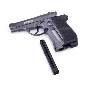 Pistola De Aire Comprimido Crossman Pfm16 Full Metal Nueva!!