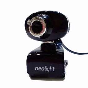 Webcam Neolight Gtv03 Camara Web Pc Notebook Video Skype