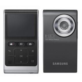Filmadora Digital Samsung Hmx-u10 Full Hd + Memory Card 2gb