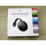 Aparelho Adaptador Smarttv Netflix Youtube Chromecast 2