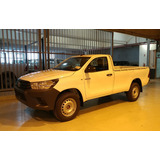 Toyota Hilux Dx Cab Simple 4x4