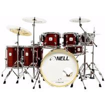 Bateria Acústica Completa Nell Drums Tc7-20