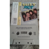 Cassette Quiet Riot - Cum On Feel The Noize 1986 Cbs Rock