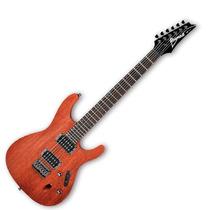 Guitarra Eléctirca Ibañez S Caoba Mate S521 Mol