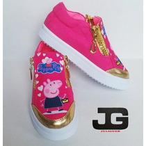 Zapatos Deportivos Sheriff Callie, Peppa Pig, Frozen, Sofia