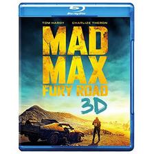 Mad Max: Fury Road  Blu Ray 3d   Blu Ray