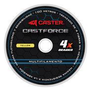 Multifilamento Caster Castforce 4x 0.18mm 600m