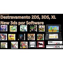 Desbloqueio Definitivo Old 3ds/new 3ds E 2ds Até Versão 11.2