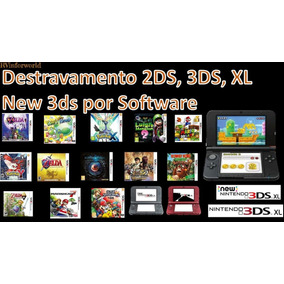 Nintendo 3ds, 2ds, New 3ds Xl Original Desbloqueio-11.5