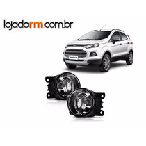 Farol Milha Neblina Ford Eco Sport 2013 2014 2015 16 17