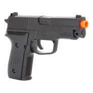 Pistola De Airsoft Rossi Vigor Vg P226 2124 Mola 6mm Spring